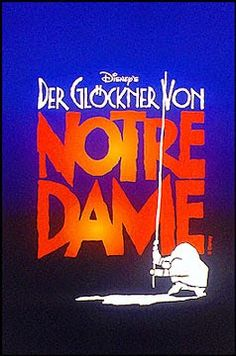 Looking ahead to The Hunchback of Notre Dame, looking back to Der Glöckner von Notre Dame