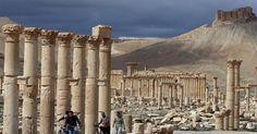 Focus.de -     IS-Terror und Jemen-Krise    : Weltkulturerbe in Gefahr: IS-Miliz nimmt Teile der antiken Stadt Palmyra ein - IS-Terror im News-Ticker