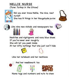 Alphabet letter song N (words from Frog Street Press)...link.... https://docs.google.com/leaf?id=0B8JEqYoVwlm2ZGI5YmI5OWYtM2I0MS00Yjk2LThlYWYtNjMxZjA0MzdhNTcw&hl;=en_US