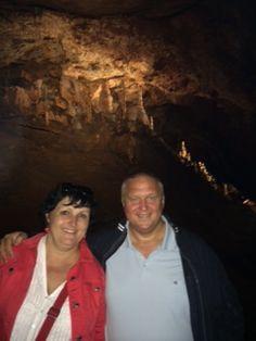 2014. Július - Árpi és Hajni - Jósvafői barlang