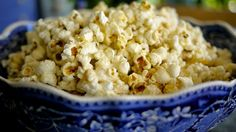 Gingerbread Popcorn -  from The Londoner