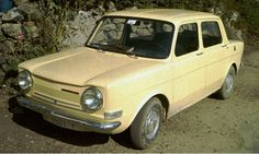The Simca 1000 was a small, rear-engined, four-door saloon manufactured by the French automaker Simca from 1961 to 1978.