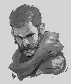 ArtStation - Sketches , Hicham Habchi