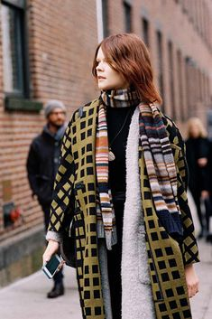 New York Fashion Week AW 2015....Irina