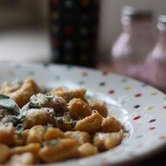 Healthy Italian Recipes: Pumpkin Spiced Gnocchi Recipe - Shape Magazine