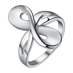 Личность номер 8 Горячей посеребренные Кольцо, ювелирные изделия Кольца для Женщин,/CFHBCZQA JQYGQGUAкупить в магазине QIAOLING SUN's storeнаAliExpress