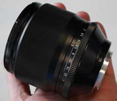 Sweet. Fuji 90mm f/2