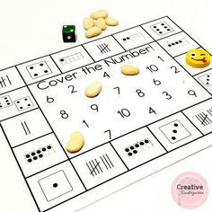 I have added three new activities to my Easy Print and Prep Kindergarten Math Centers Bundle. I try to stay clear of using worksheets in our kindergarten classroom- I prefer to use hands-on activit… Numbers Kindergarten, Math Numbers, Preschool Math, Math Classroom, Teaching Math, Kindergarten Math Centers, Kindergarten Smorgasboard, Decomposing Numbers, Numeracy Activities