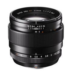 Fujinon XF 23 mm f/1.4