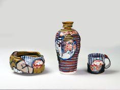 Aaron Scythe — The Vivian Kintsugi, Tableware, Dinnerware, Tablewares, Dishes, Place Settings