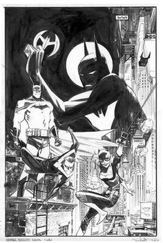 Batman Beyond by Sean Gordon Murphy