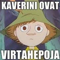 Finnish Memes, Tove Jansson, Fandom Memes, Good Grades, Little My, Baby Blue, Blues, Family Guy, Lol