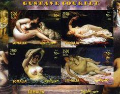 Storia della pittura attraverso i francobolli