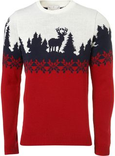 Festive knitwear from Topman