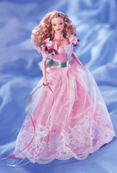 Rose Barbie® Doll | The Barbie Collection