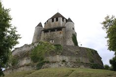 roman tower Provins France