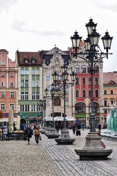 Poland Travel Inspiration - I've Fallen in Love with Wrocław Beautiful Places To Travel, Cool Places To Visit, Places To Go, Gdansk Poland, Warsaw Poland, Poland Travel, European Travel, Travel Photography, Amazing Photography
