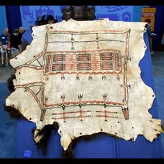 Fake 20th-Century Buffalo Robe   on Antiques Roadshow