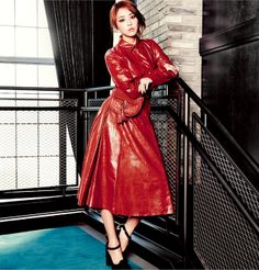 Jung Yu-mi // Sure Korea // August 2013