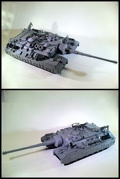 U.S. T-28 Super Heavy Tank / T-95 Gun Motor Carriage | Flickr - Photo Sharing!