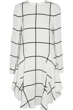 Chloé | Printed crepe dress | NET-A-PORTER.COM