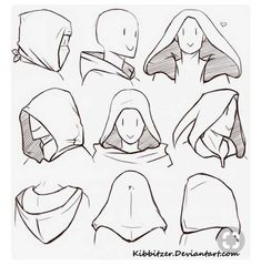 New Ideas drawing tutorial manga face character design references Drawing Base, Figure Drawing, Drawing Drawing, Scarf Drawing, Drawing Tattoos, Comic Drawing, Drawing Sketches, Art Drawings, Drawing Ideas
