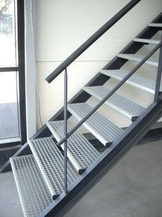 Staircase comes without doubts when it's two or three-story houses, but what style do you go for? Metal stairs are in trend if you want to know more.