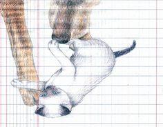 "Check out new work on my @Behance portfolio: ""Jaco&Ella"" http://be.net/gallery/36466903/Jaco-Ella"
