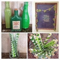 L♥ve From Home: Feeling Festive: St. Patrick's Day Decor!