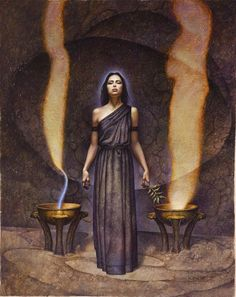 mary magdalene priestess | The Daughters of Venus - Are You Her Priestess? @