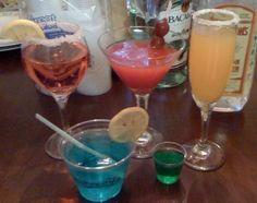 1000 images about Sailor Moon Cocktails on Pinterest