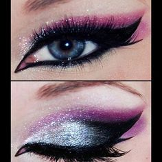 Snake Eye Makeup Style - Trends For 2013