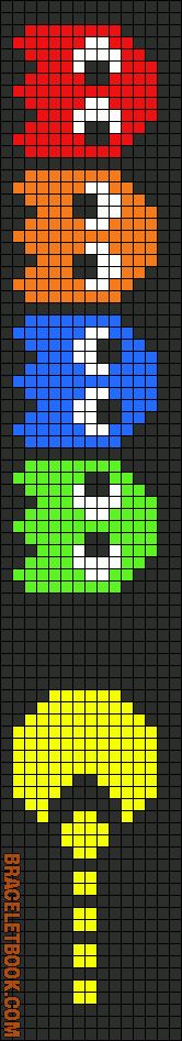 Added by Qompotha on the 19th of June, 2012 - i could probably make a headband from this pattern ;)