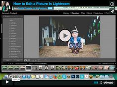 How to Edit Pictures in Lightroom - Free Recorded Webinar
