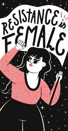 Il bello della diversità nelle illustrazioni di Camila Rosa | PICAME