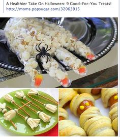 #Healthy #Snacks #Kids #Halloween