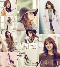 Park Bo Young for CeCi Magazine Oct '15 Issue