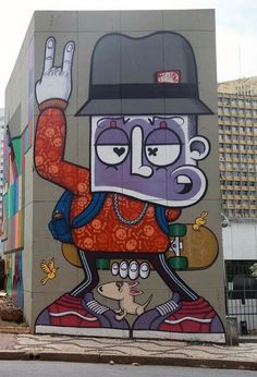 Distorsion Urbana: El mejor arte urbano de Febrero 2012