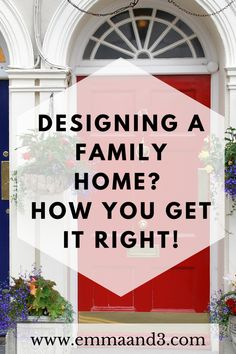 Designing a Family Home? Here's how you Get It Right! - Emma and 3 Saves Money Plan, Money Tips, You Get It, How To Get, Conversation Area, Residential Architect, Island Bench, Best Savings, Living On A Budget