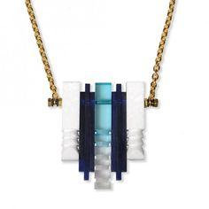 Coup de coeur: les bijoux colorés de Lily Kamper.