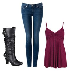"""""""Untitled #4292"""" by ania18018970 on Polyvore featuring Forever 21 and Mossimo Supply Co."""