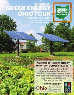 Each year Green Energy Ohio hosts the Solar Tour which opens up hundreds of solar sites up to the public to view and understand better. Inspiramental Co. is proud to have 3 customers in the tour this year.    Oxford, Ohio Solar - www.greenenergyohio.or Can we expect Nature to cure us with herbs, spices, vitamins, and minerals when we are slowly destroying the world?