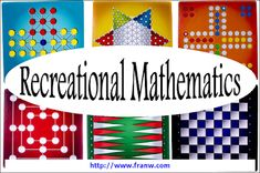 Funschooling & Recreational Learning: Recreational Mathematics