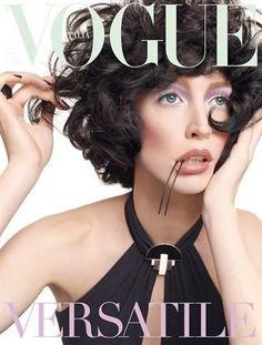 Vogue Italia August 2011 Raquel Zimmermann