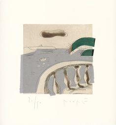Jaume Roure Mar de plata (El sueño del mar), 2006 http://www.circulodelarte.com/es/obra/mar-de-plata-el-sueno-del-mar/es   Aguafuerte con collage Formato de imagen: 20 x 20 cm Papel: Arches 36 x 34 cm Edición de 50 ejemplares numerados y firmados