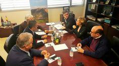El Pacto Regional del Agua tendrá como documento de base el Plan de cuenca del Segura