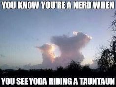 You know you're a nerd when...