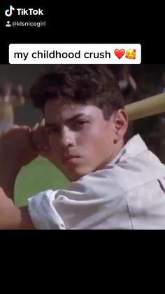 Funny Video Memes, Crazy Funny Memes, Funny Short Videos, Funny Relatable Memes, The Sandlot, Sandlot Benny, Hot Baseball Guys, Benny The Jet Rodriguez, Mike Vitar