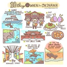10 Things To Do When In Okinawa