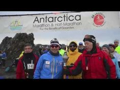 Antarctica Marathon & Half-Marathon - Marathon Tour and Travel and Entry Info. So my Master Professor did this two years ago. It's a part of her 7 marathons in 7 years on 7 continents. You could totally do that